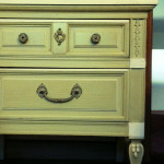 Seven Tips for Dressing Up Old Furniture