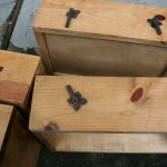 drawers before repainting