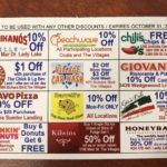 Villages Restaurant Discount Card