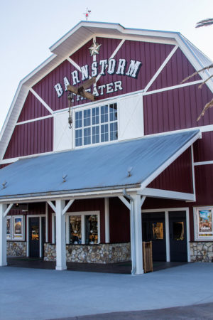 Barnstorm Theater – Brownwood